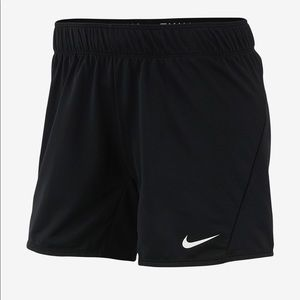 Nike Black Dri-fit shorts